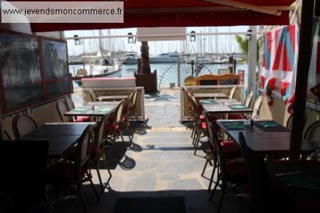 restaurant vue sur port cap d 39 agde vendre h rault 34. Black Bedroom Furniture Sets. Home Design Ideas