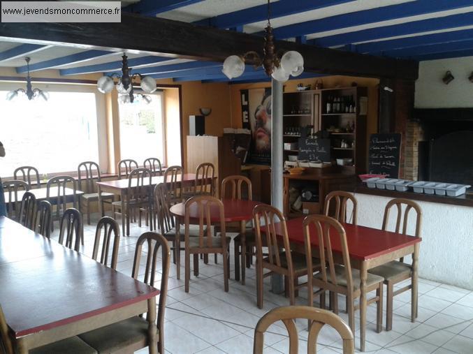 Restaurant ouvrier avec hotel 6 chambres lannion vendre for Hotel avec restaurant