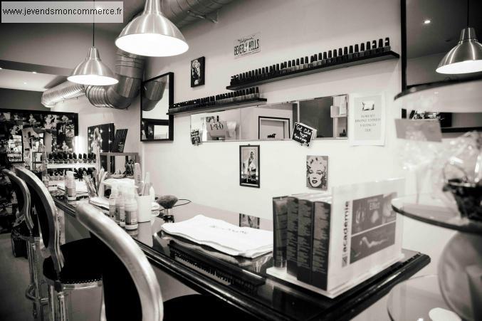Onglerie salon esth tique avec important fichier client - Nombre de salons de coiffure en france ...