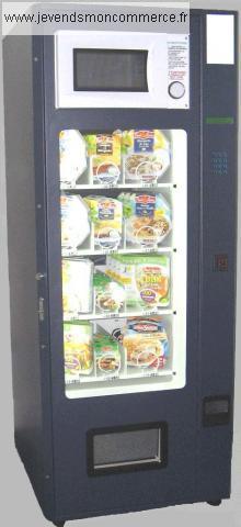 distributeur automatique neuf de plats chauds avec micro onde gretz vendre seine et marne 77. Black Bedroom Furniture Sets. Home Design Ideas