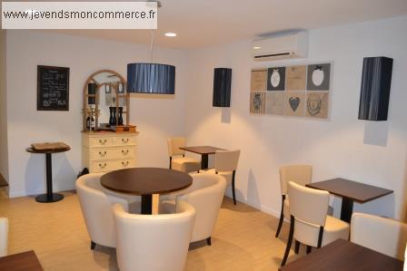 restaurant salon de th dax vendre landes 40. Black Bedroom Furniture Sets. Home Design Ideas