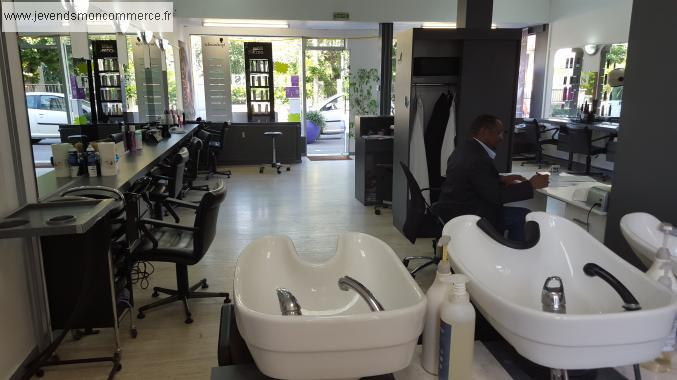 Fond de commerce salon de coiffure et institut de beaut - Nombre de salons de coiffure en france ...