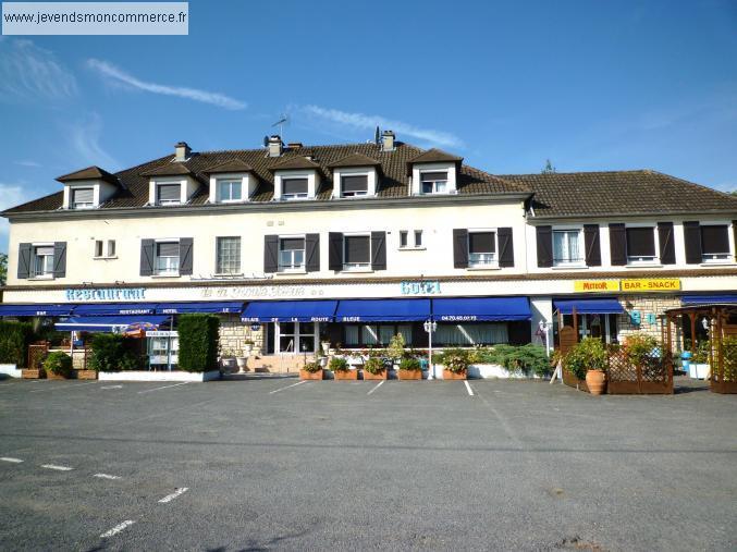 Hotel Restaurant Le Bar Sur Loup