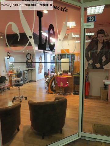 Coiffure mixte sallanches vendre haute savoie 74 for Local a louer pour salon de coiffure