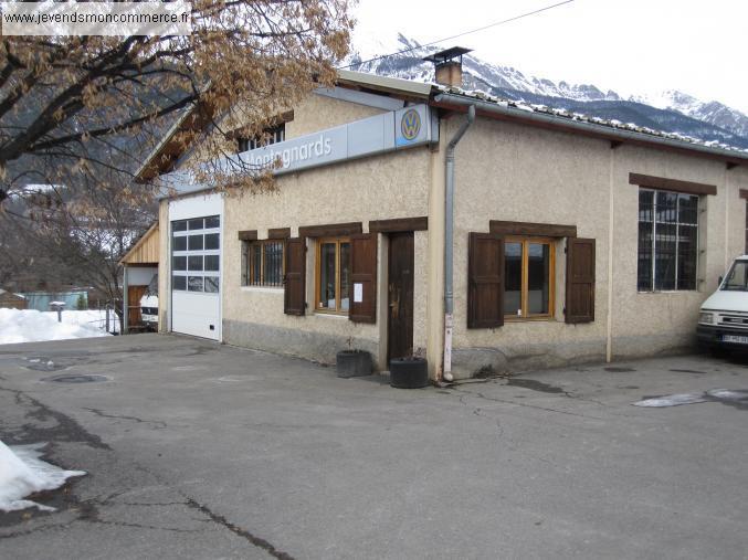 Garage r paration automobiles barcelonnette vendre alpes for Garage reignier alpes pneus