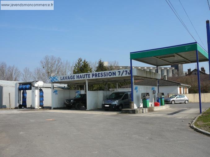 Garage auto 2 ponts local commercial lavages nangis for Garage 4x4 seine et marne